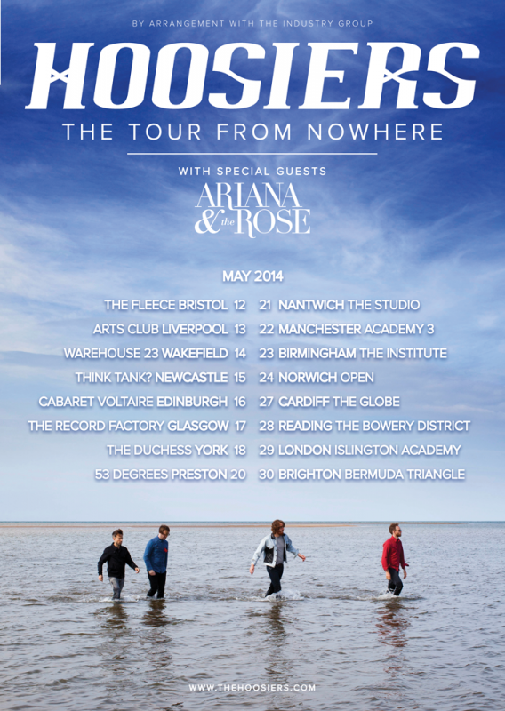 The Hoosiers Tour 2014