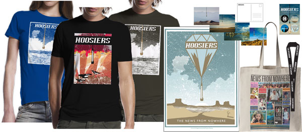 Hoosiers Tour Merch