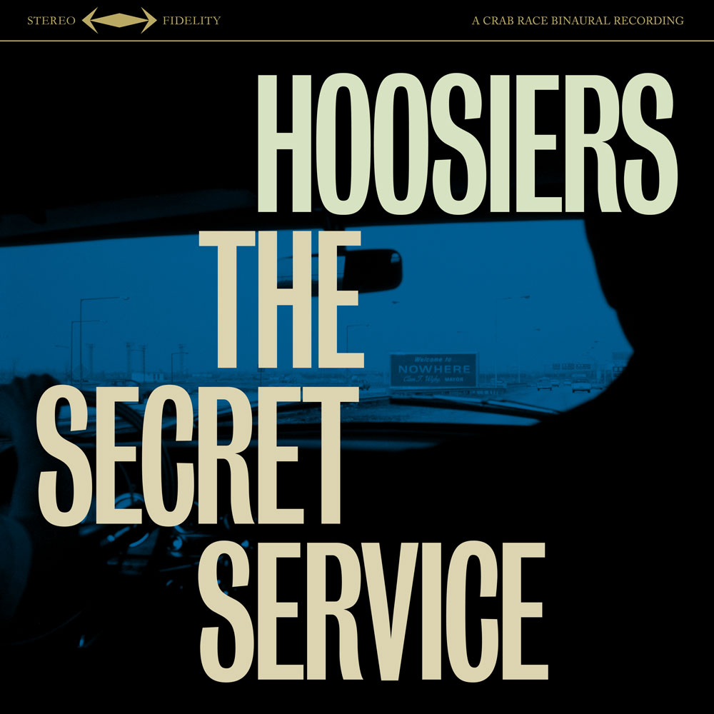 The Secret Service out 9 October